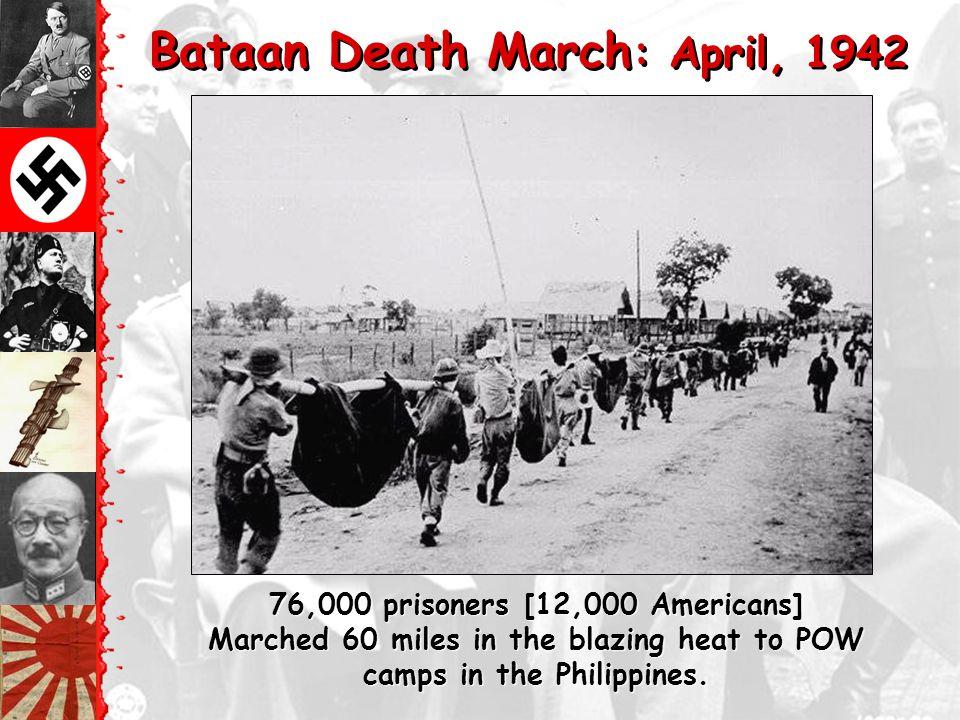 U.S. Surrenders at Corregidor, the Philippines [March, 1942]