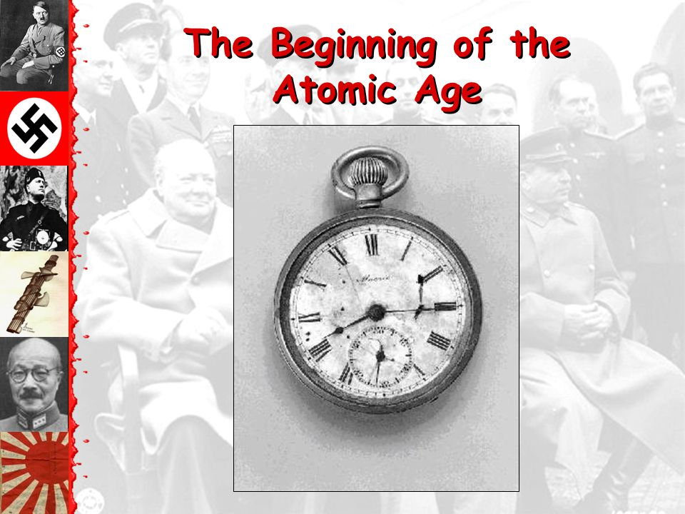 Hiroshima – August 6, 1945 ©70,000 killed immediately.