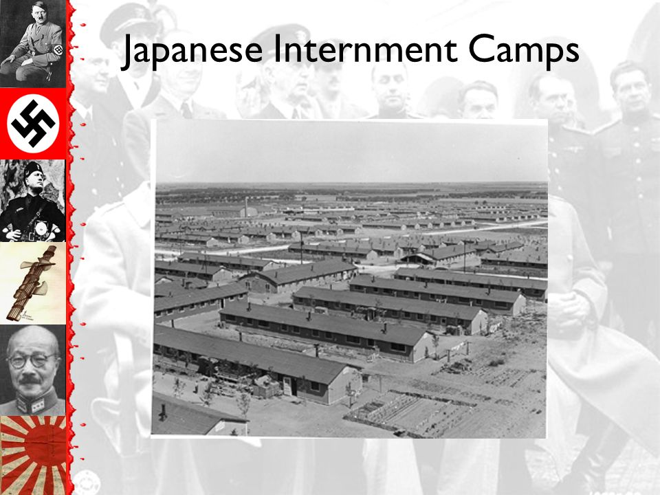 American Concentration Camps Or Internment Camps