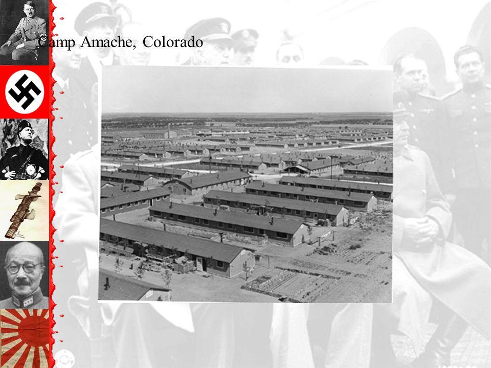 Camp Amache, Colorado