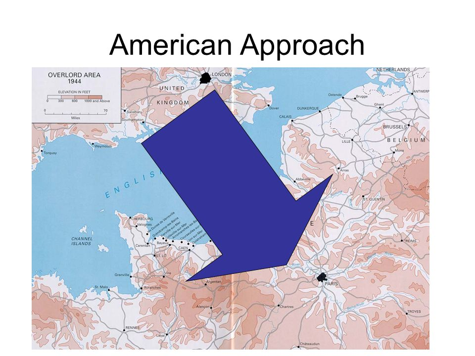 American Approach
