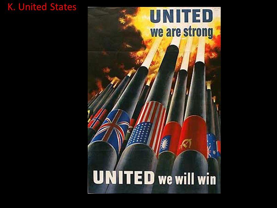 K. United States