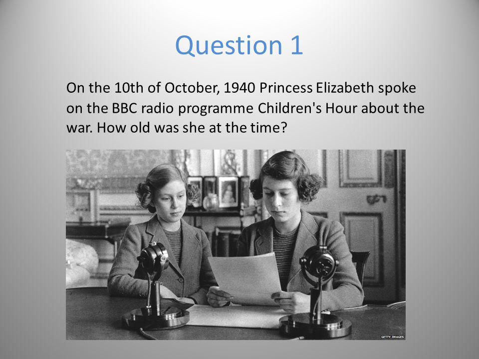 Life for children during WW2 Quiz by Mike Smith