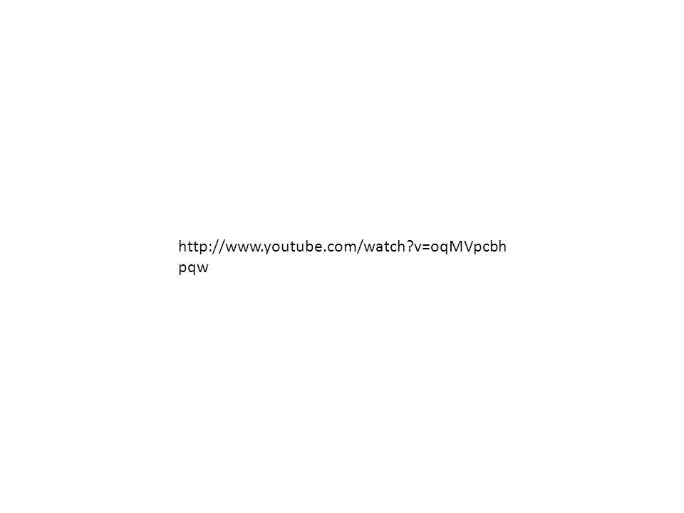 http://www.youtube.com/watch v=oqMVpcbh pqw