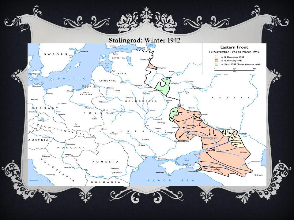 Stalingrad: Winter 1942