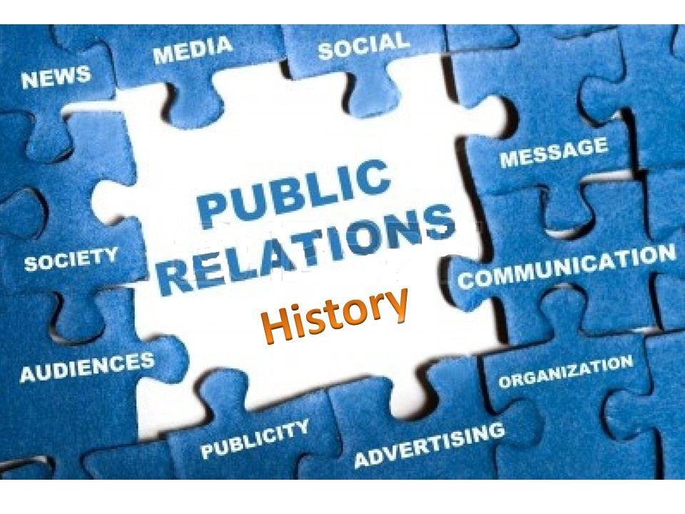 PR as a profession Arthur W.
