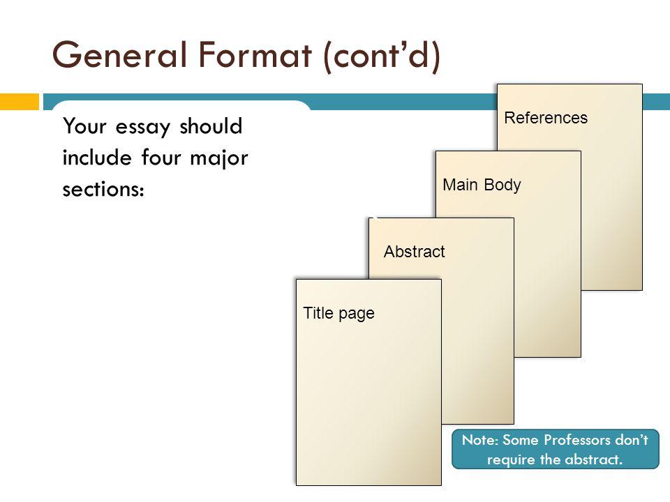 References: Periodicals (print & e ) Scruton, R.(1996).