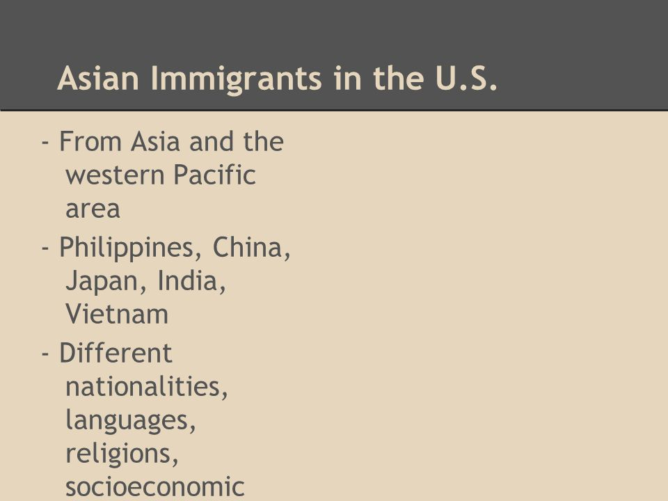 Vietnamese Immigration Legislation: 1.Indochina Migration and Refugee Assistance Act (1975) a.