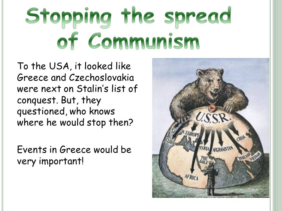 Design a poster advertising the Truman Doctrine and the Marshall Plan to the countries of Europe.