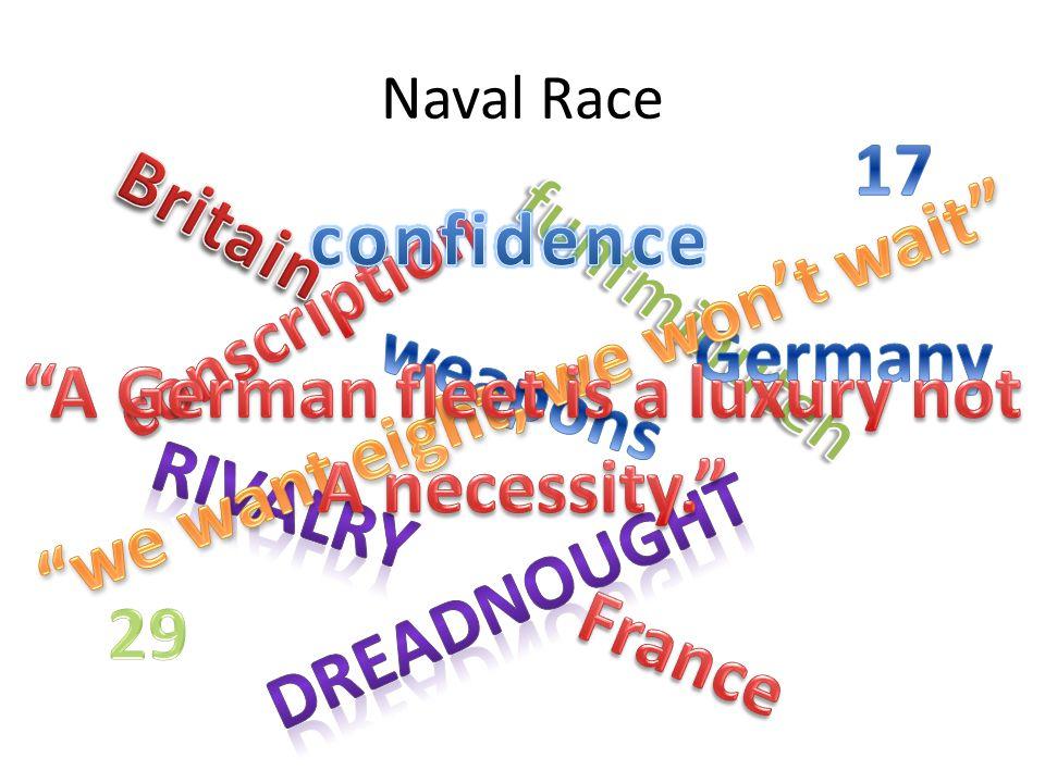 Naval Race