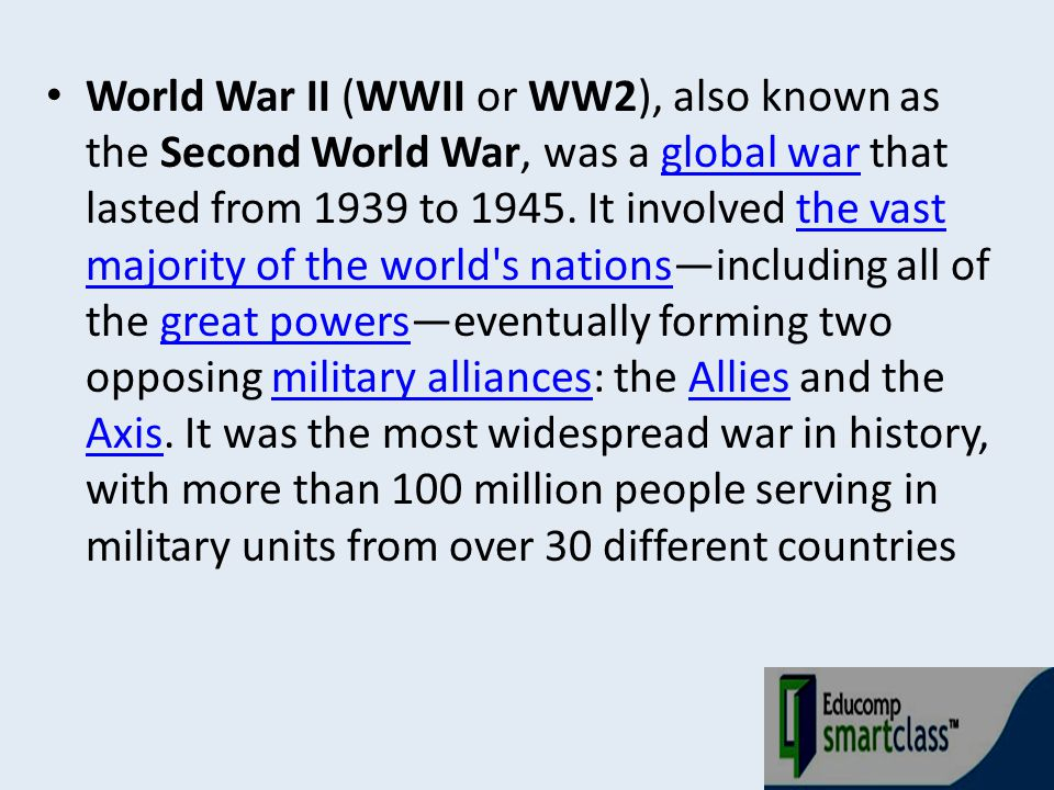 Italy quickly proposed an armistice and a peace conference.