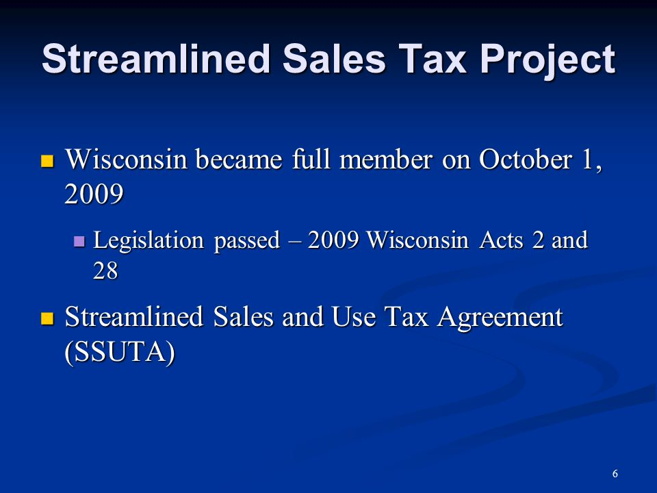 Sales and Use Tax Exemptions 47