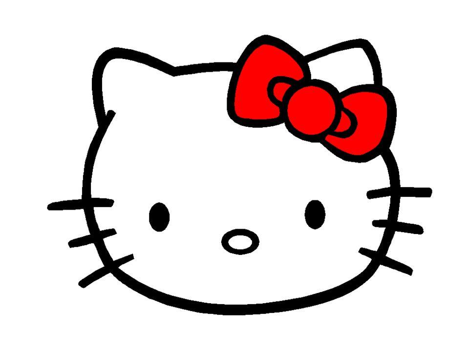 Hello Kitty as an interesting hybrid, global fantasy.