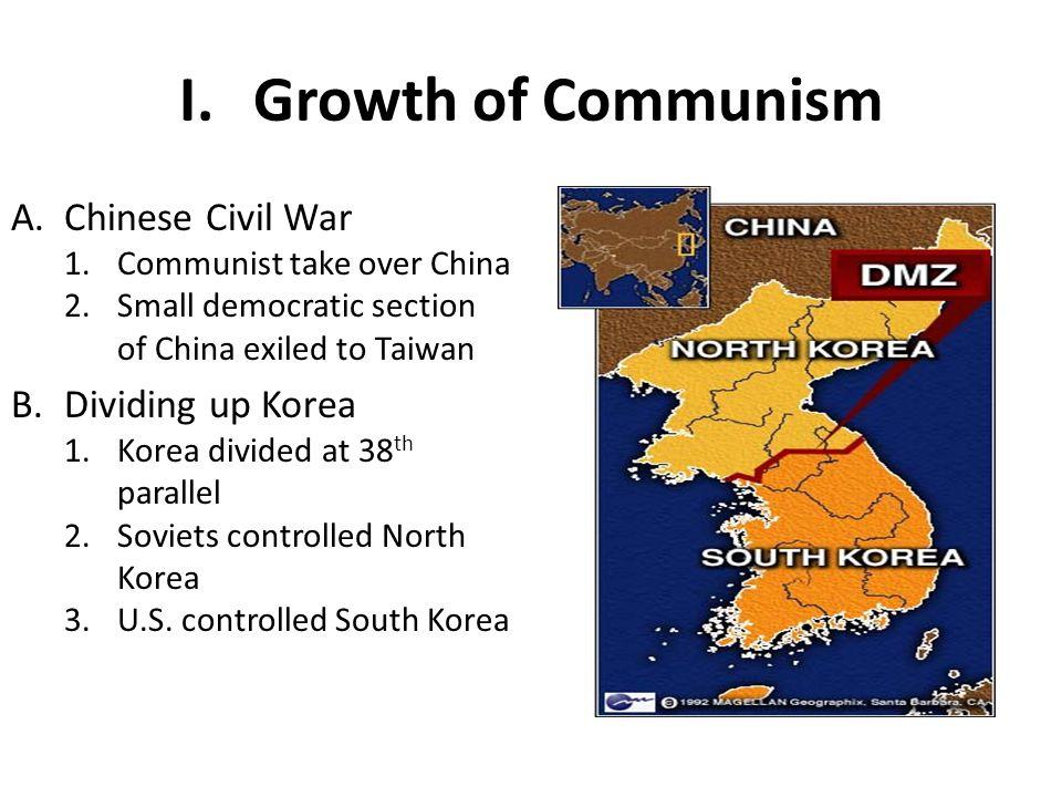 Part 3: Korean War