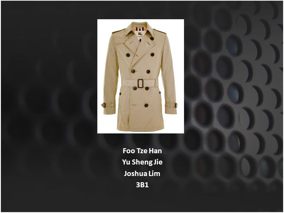 Foo Tze Han Yu Sheng Jie Joshua Lim 3B1