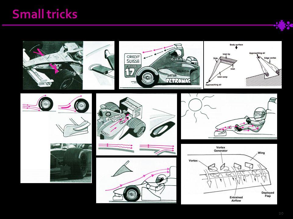 20 Small tricks