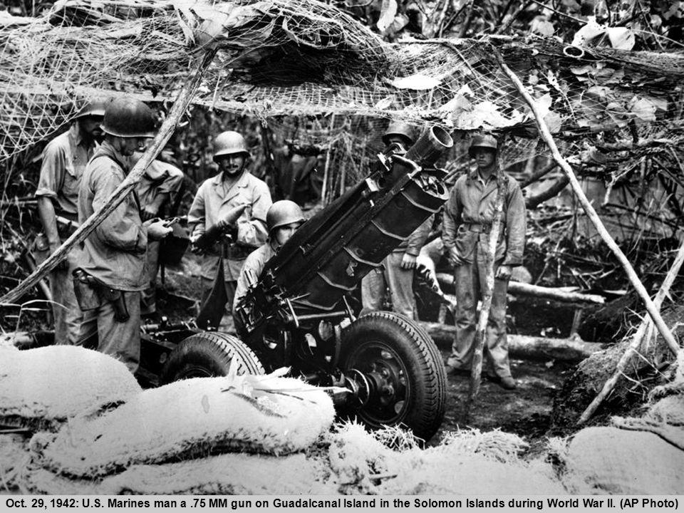 18 Oct.29, 1942: U.S.