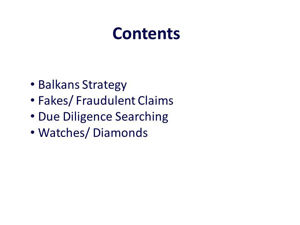 Balkans Strategy History Opportunity EU/NATO Economic Crime Corruption