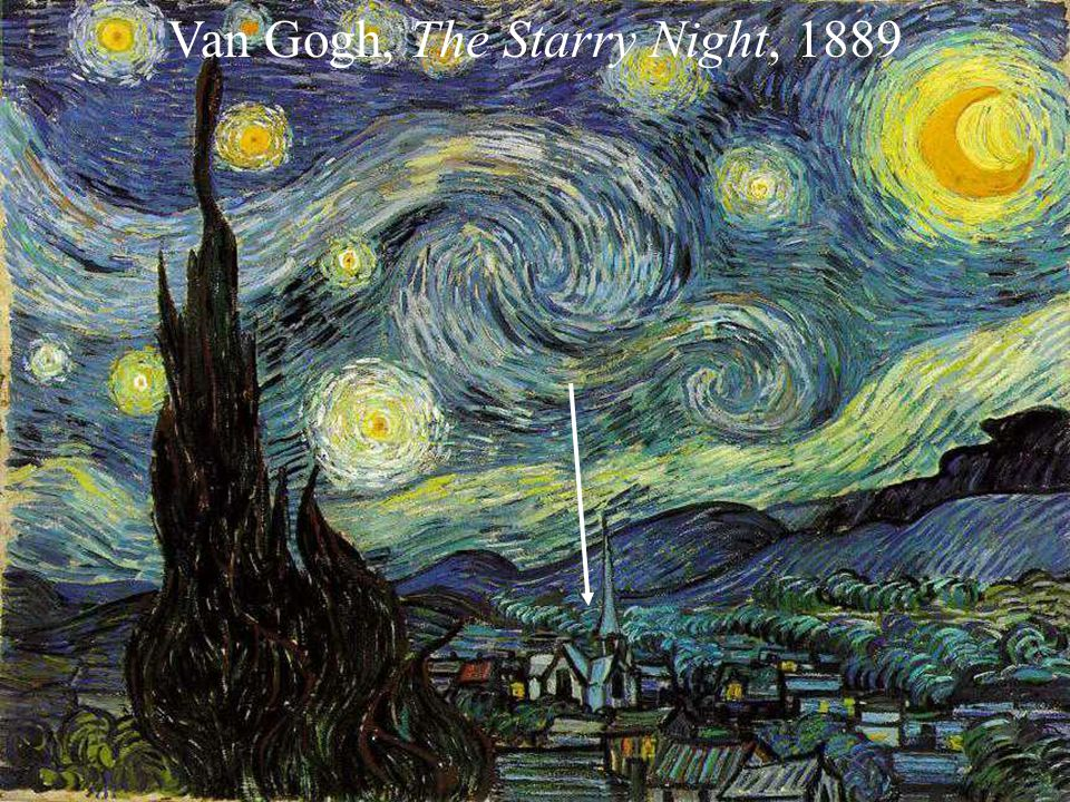 Van Gogh, The Night Café Van Gogh wrote to Theo, the picture is one of the ugliest I have done.