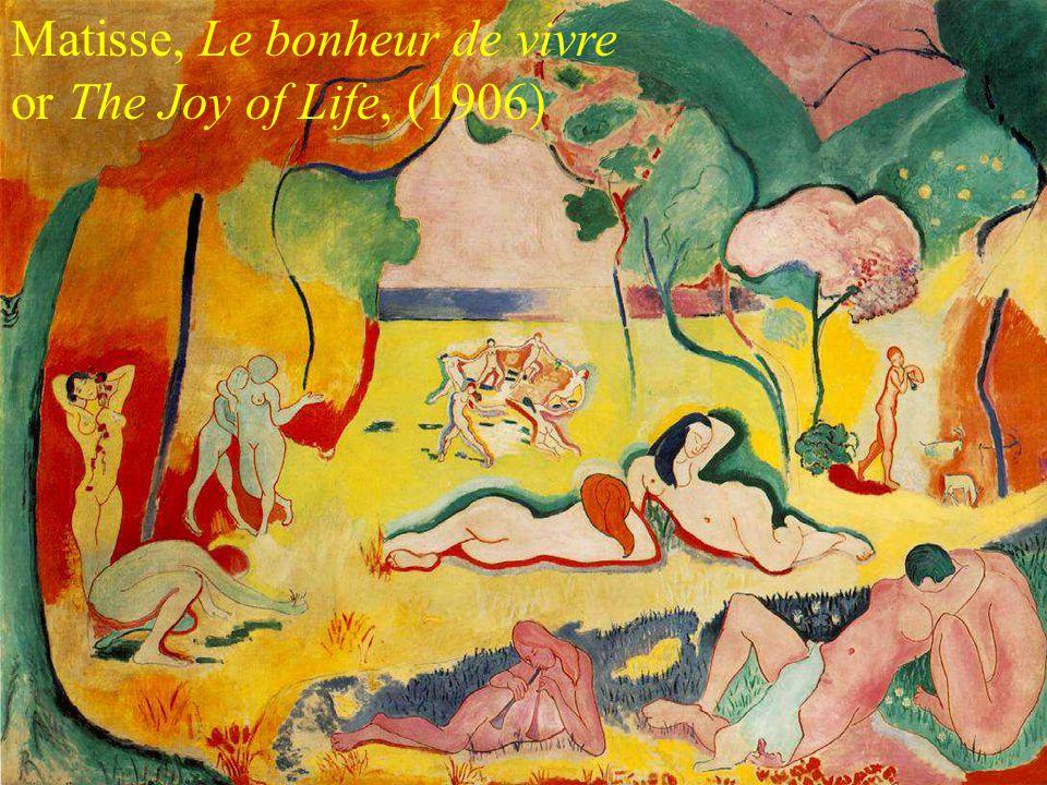 Henri Matisse, The Dance