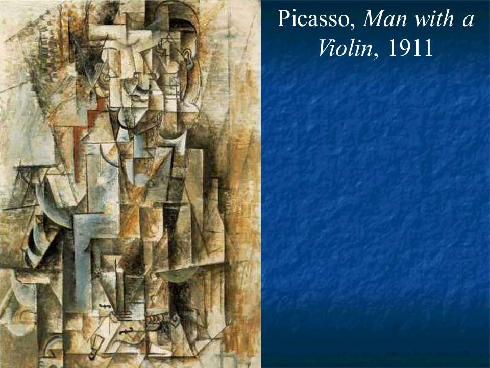 Picasso, Girl with Mandolin