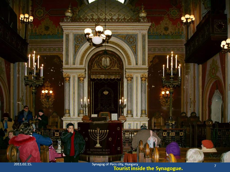 2011.02.15.Synagog of Pecs city, Hungary6