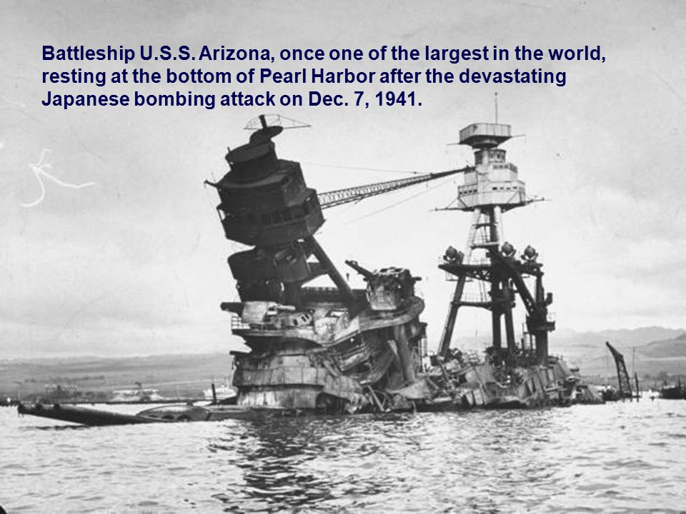 Battleship U.S.S.