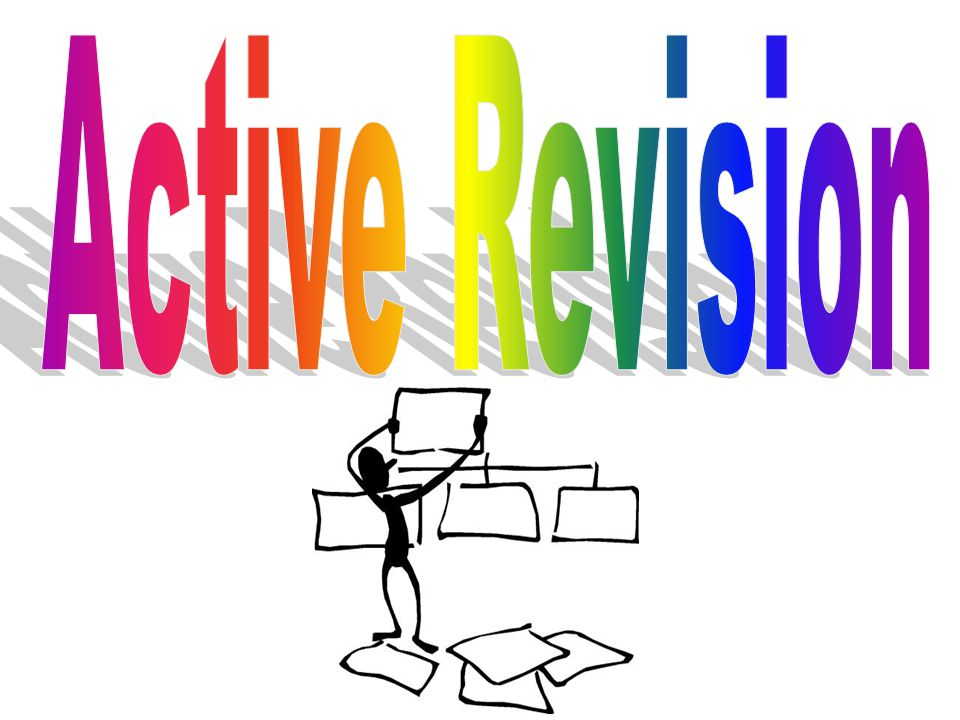 Where should you revise.