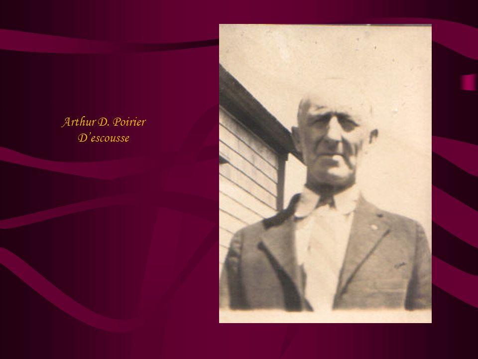 Arthur D. Poirier D'escousse