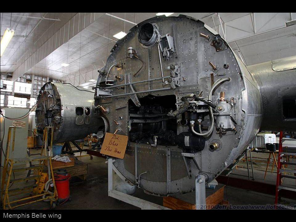Memphis Belle engine restoration