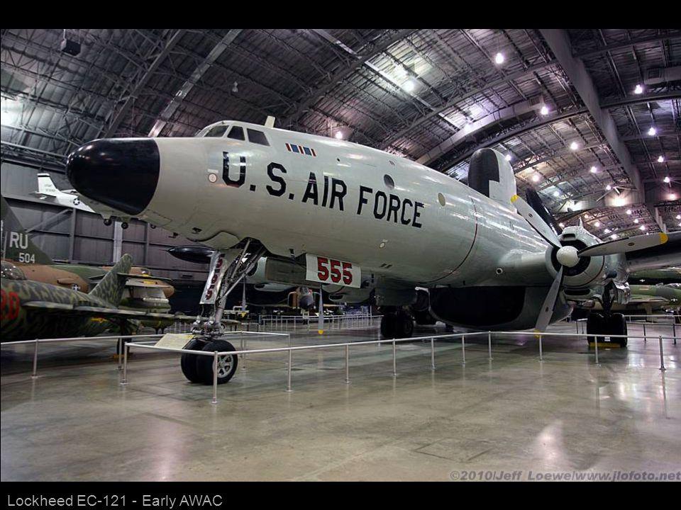 Lockheed EC-121 - Early AWAC