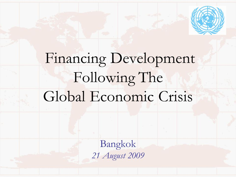62 Constraints on developing country responses IMF fiscal requirement for stimulus IMF claims developing countries likely to fail Policy -- including fiscal -- space constrained Monetary policy less effective, worse with independent central banks, fiscal authority Systemic, market, institutional pro-cyclicality Lost productive capacities due to openness