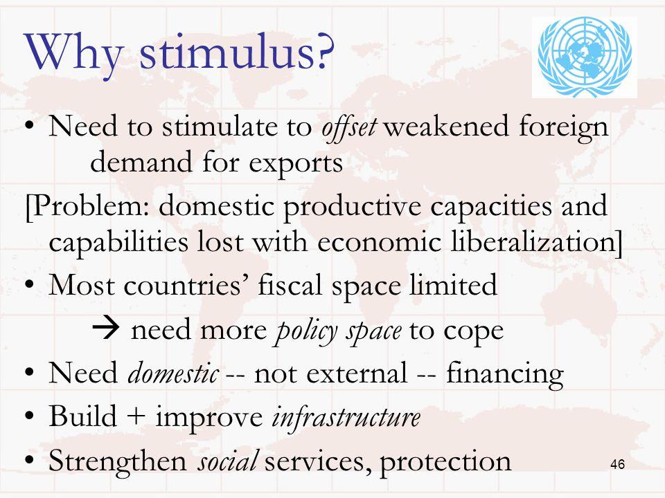 46 Why stimulus.