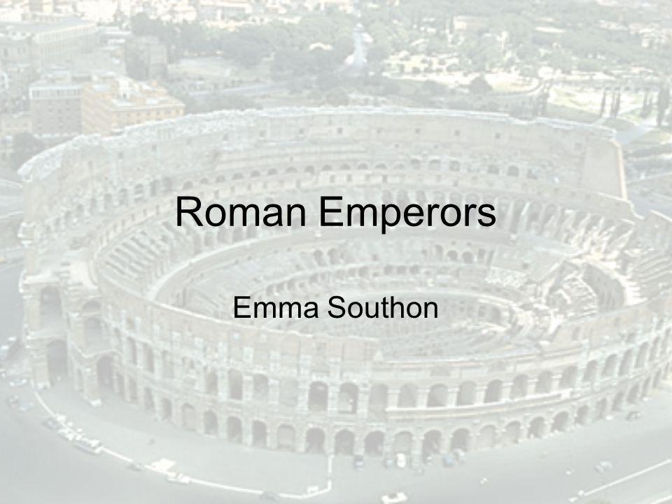 Roman Emperors Emma Southon