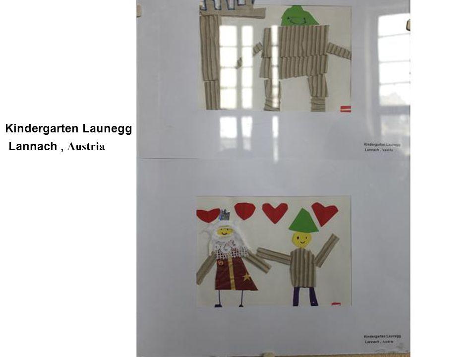 Kindergarten Launegg Lannach, Austria