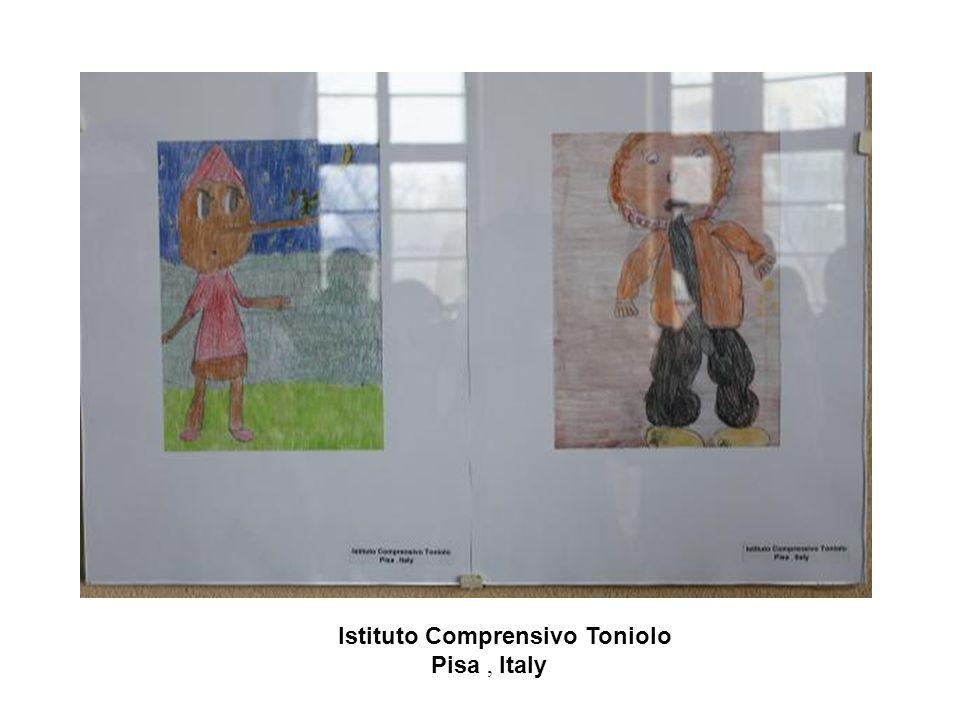 Istituto Comprensivo Toniolo Pisa, Italy