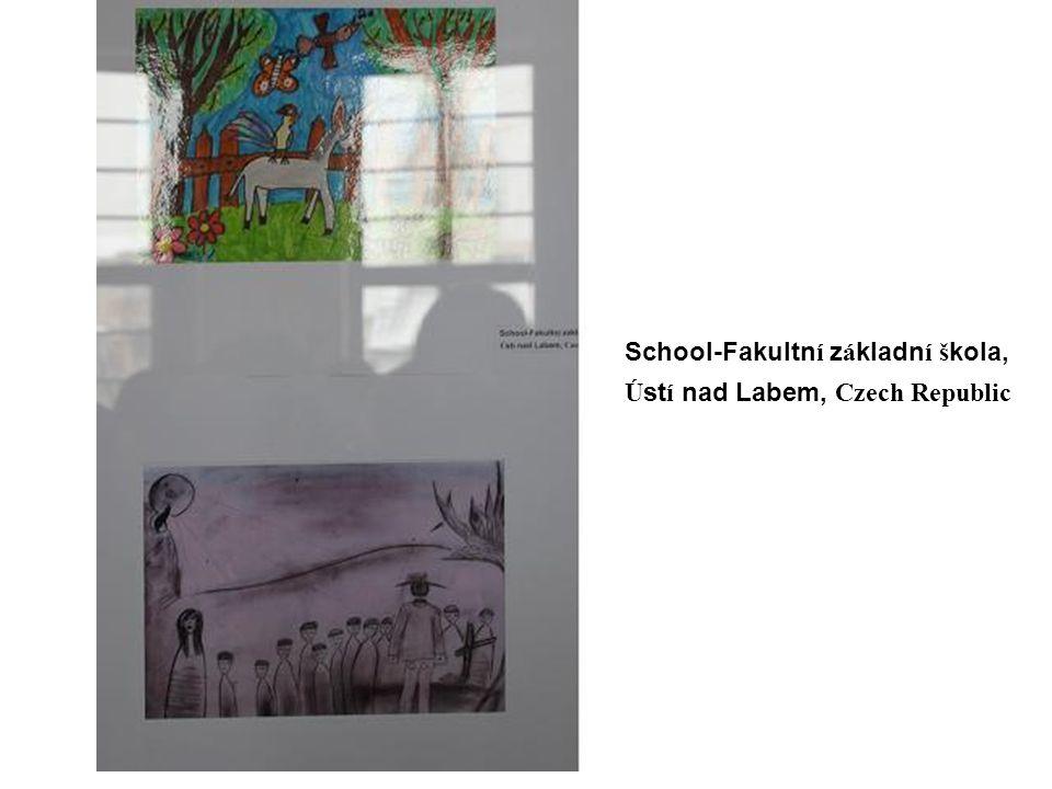 School-Fakultn í z á kladn í š kola, Ú st í nad Labem, Czech Republic