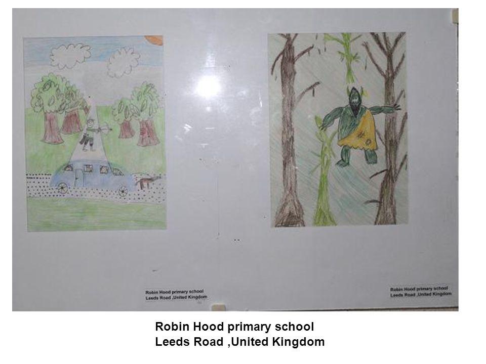 Robin Hood primary school Leeds Road,United Kingdom