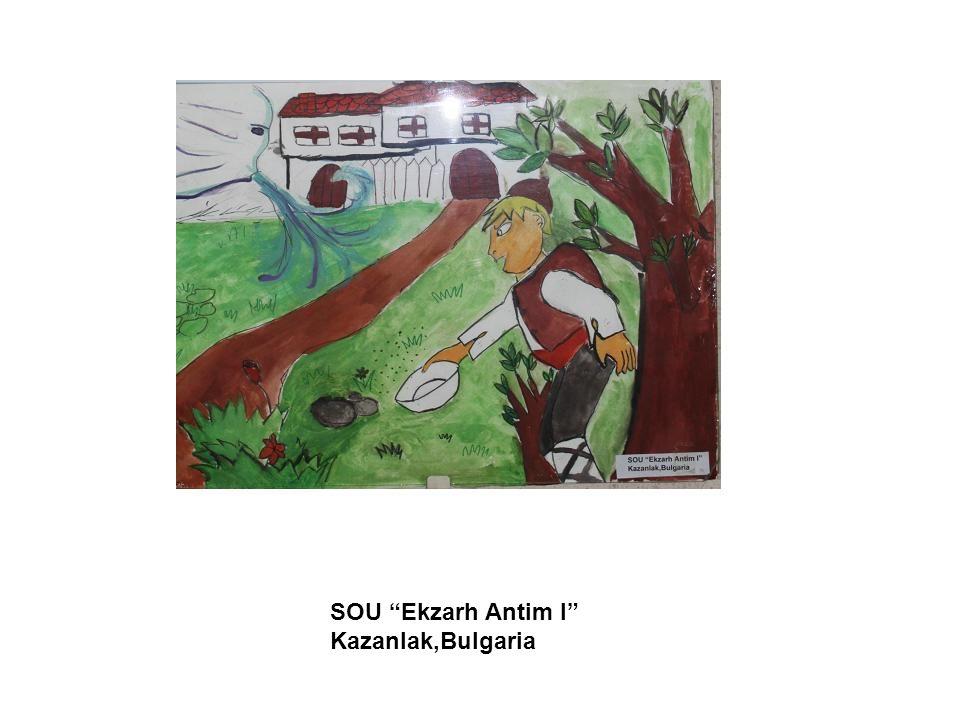 SOU Ekzarh Antim I Kazanlak,Bulgaria
