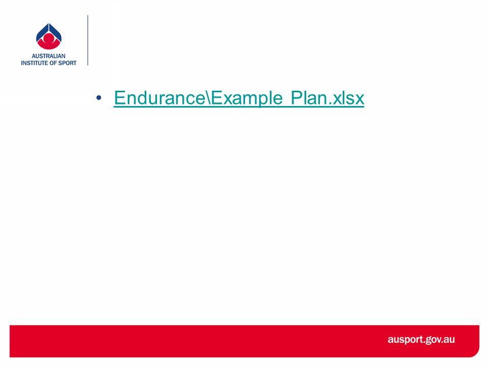 Endurance\Example Plan.xlsx
