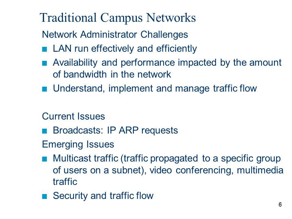17 Redundant Multilayer Campus Design (Switch Blocks)