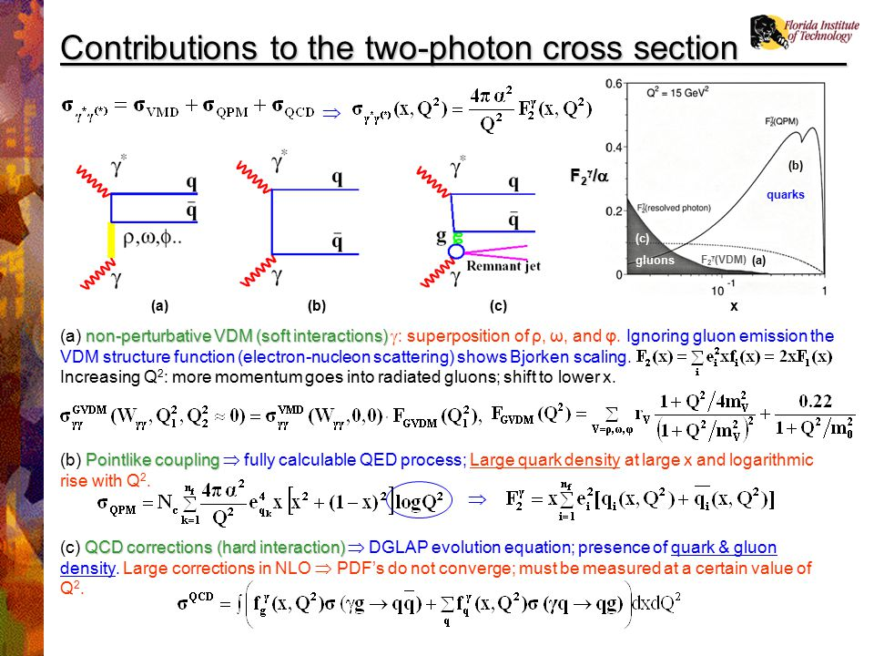Dissertation Defense, 05/18/200516 Evolution of F 2  with x f PL  perturbatively calculable f PL  perturbatively calculable.