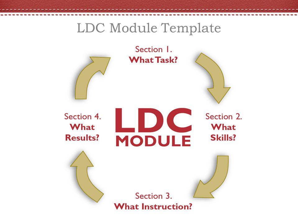 LDC Module Template