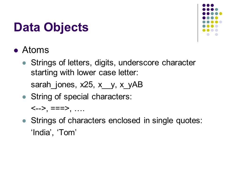 Example Program Queries and Output ?predecessor(tom,pat).