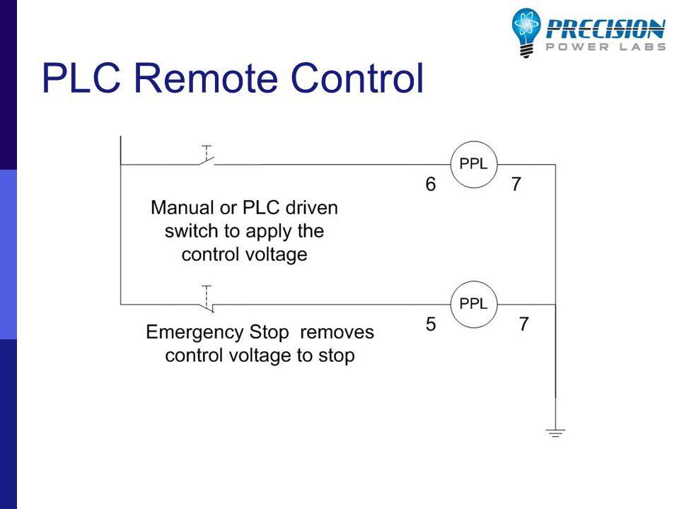 PLC Remote Control