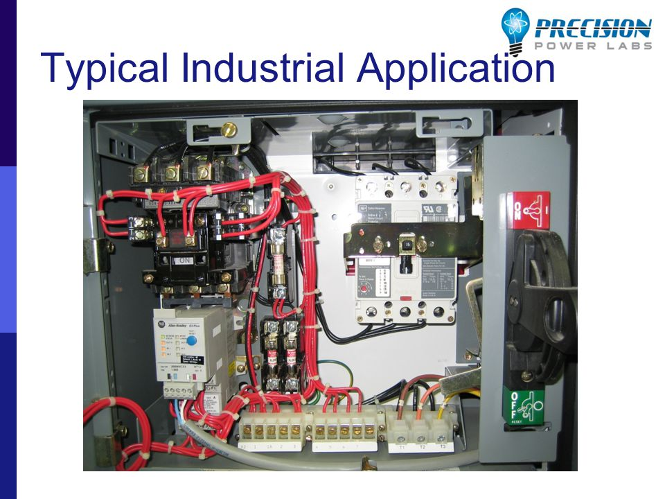 Typical Industrial Application