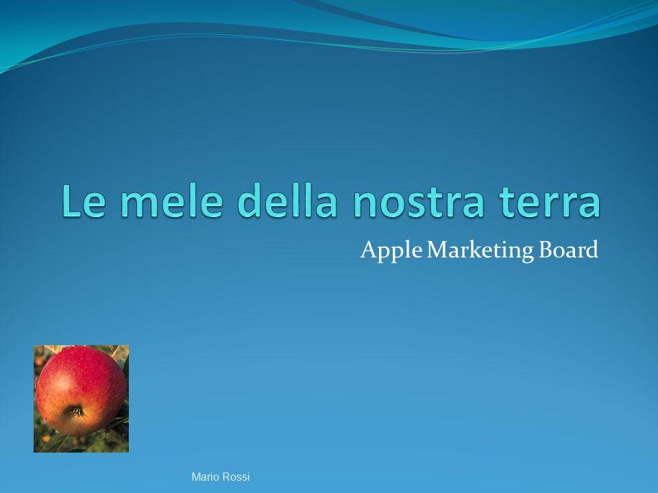 Apple Marketing Board Mario Rossi