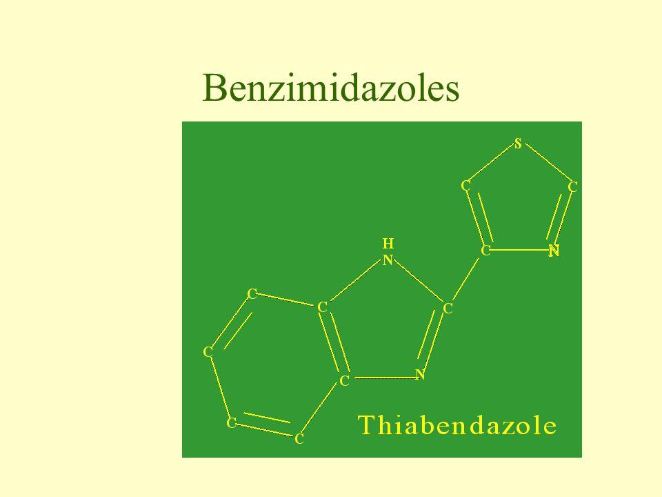 Benzimidazoles