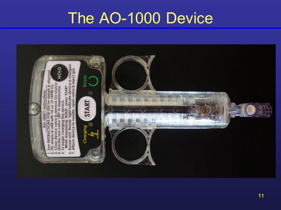 11 The AO-1000 Device