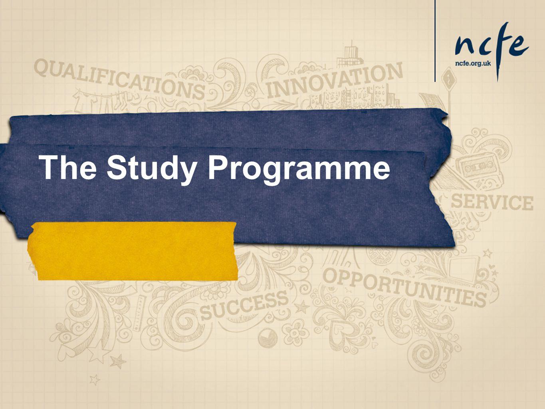 The Study Programme